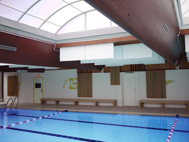 Broissand architectes piscine de pompey for Piscine de coulaines